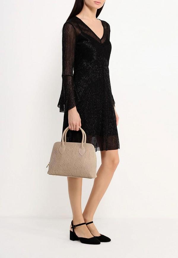 Фото 4 - Женские сумки и аксессуары Roberta Rossi бежевого цвета