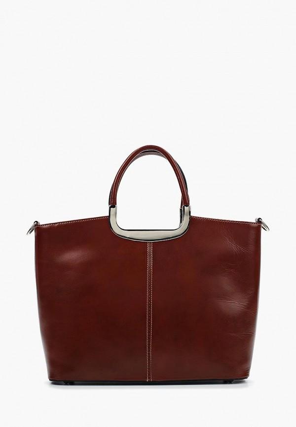 Фото - Женские сумки и аксессуары Roberta Rossi коричневого цвета