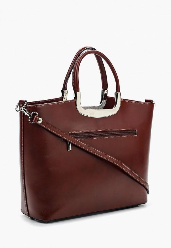 Фото 2 - Женские сумки и аксессуары Roberta Rossi коричневого цвета