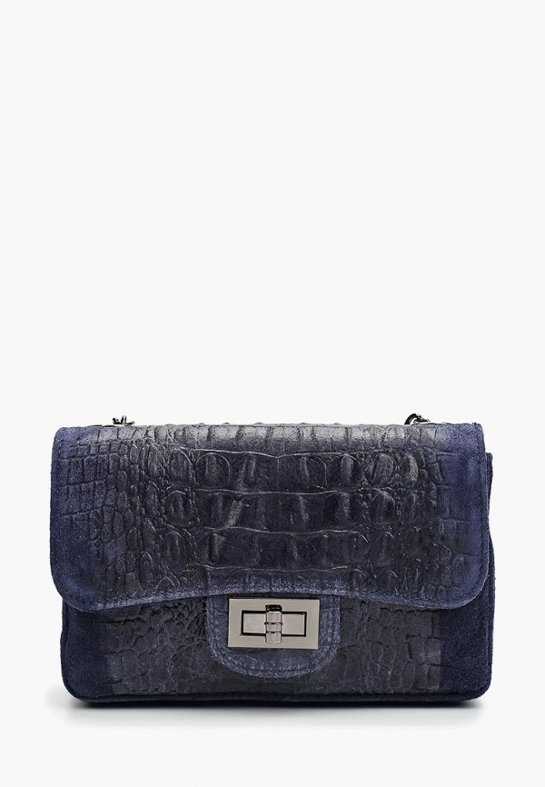 Фото - Женскую сумку Roberta Rossi синего цвета
