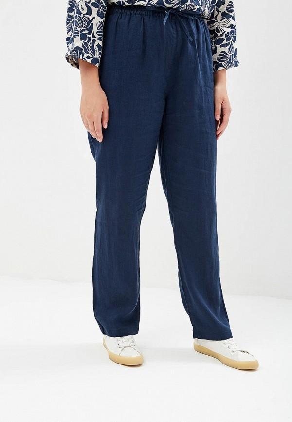 Фото - мужские брюки Rosa Thea синего цвета