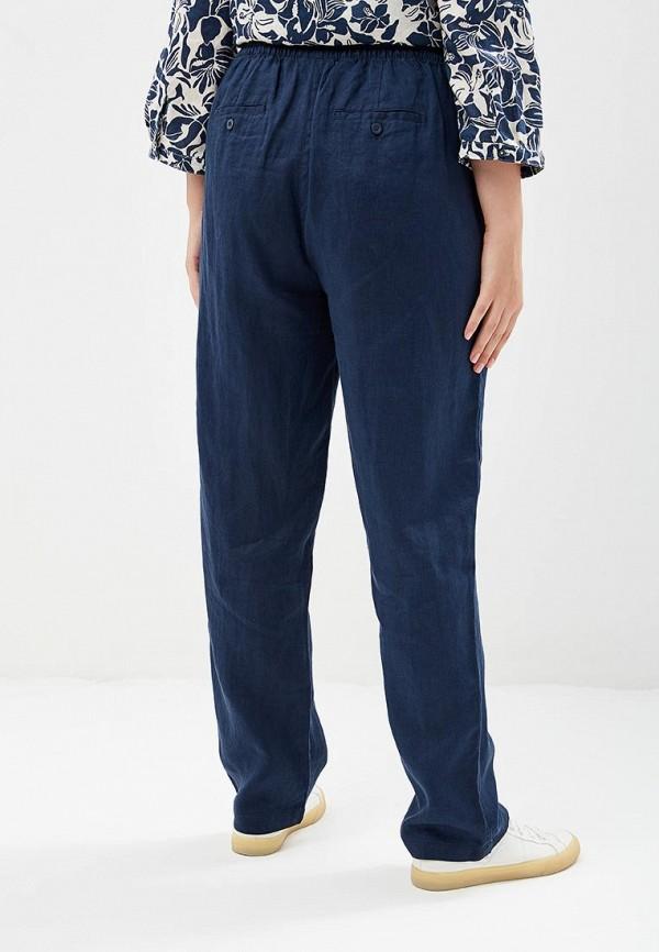 Фото 3 - мужские брюки Rosa Thea синего цвета