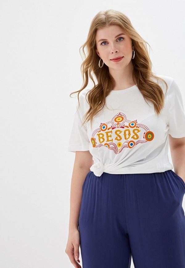 Футболка Rosa Thea Rosa Thea RO043EWELEB3 футболка rosa thea rosa thea ro043ewelea2