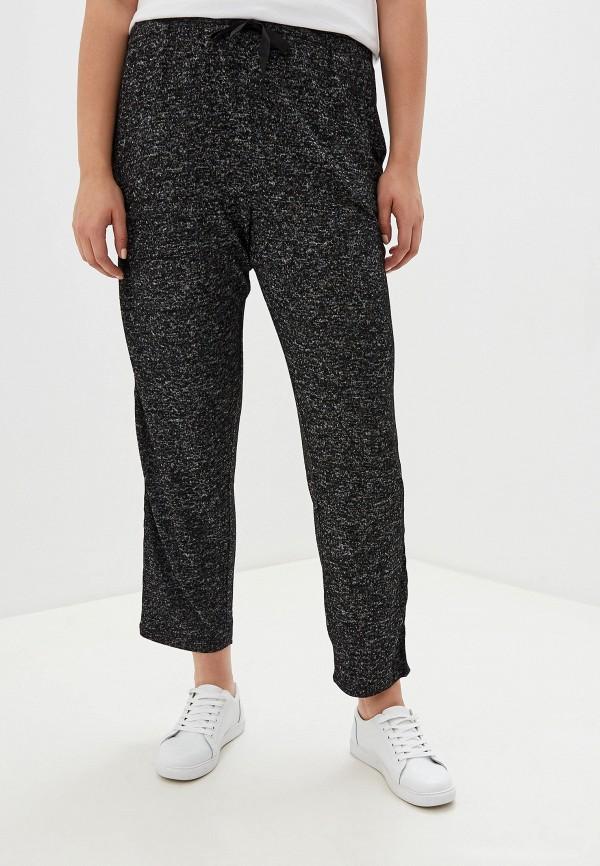 женские повседневные брюки rosa thea, черные