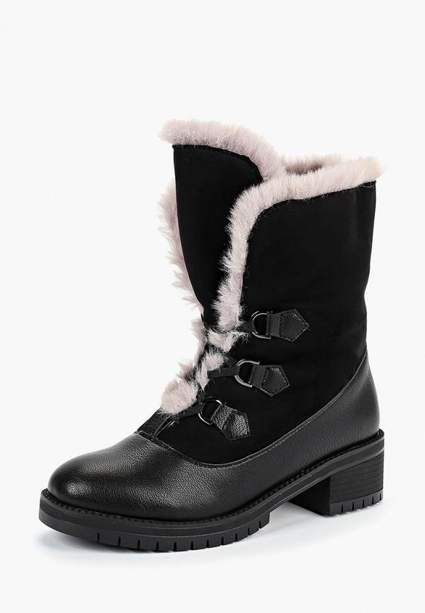 женские ботинки rossa, черные