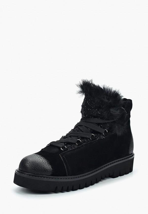 Купить Ботинки Rossa, RO045AWXSW26, черный, Осень-зима 2017/2018