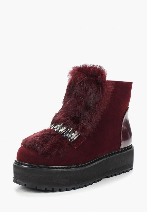 Купить Ботинки Rossa, ro045awxsw45, бордовый, Осень-зима 2017/2018
