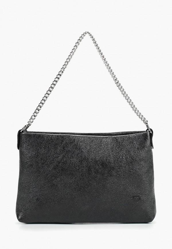 Фото - Женские сумки и аксессуары Roberto Buono черного цвета