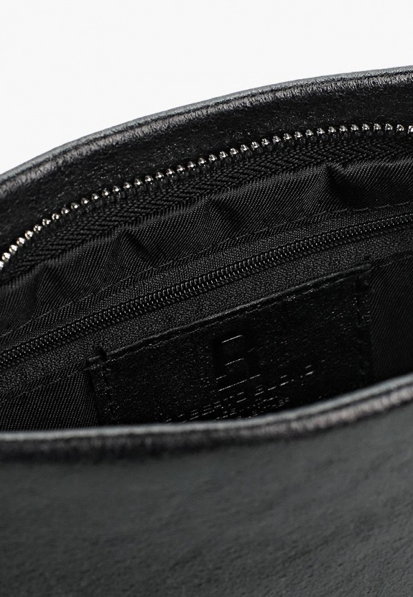 Фото 3 - Женские сумки и аксессуары Roberto Buono черного цвета