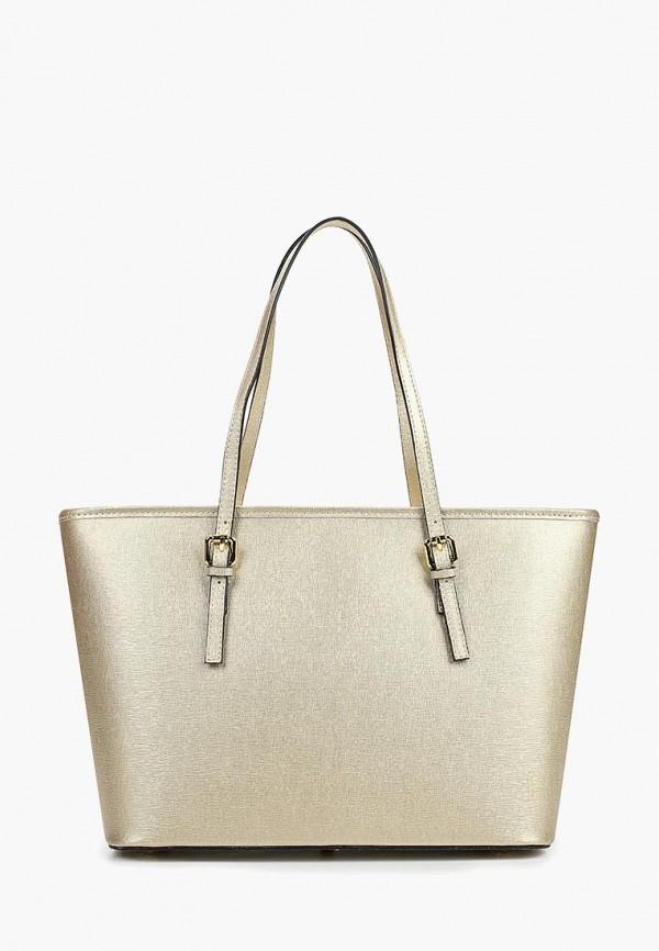 женская сумка roberto buono, золотая