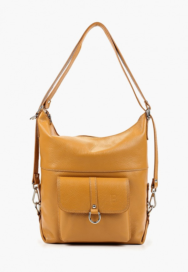 Фото - Женские сумки и аксессуары Roberto Buono коричневого цвета