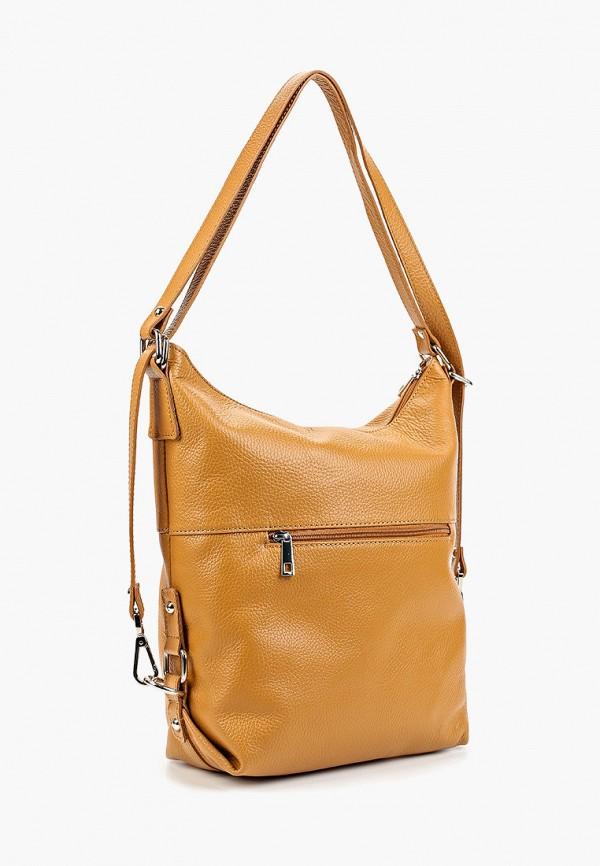 Фото 2 - Женские сумки и аксессуары Roberto Buono коричневого цвета