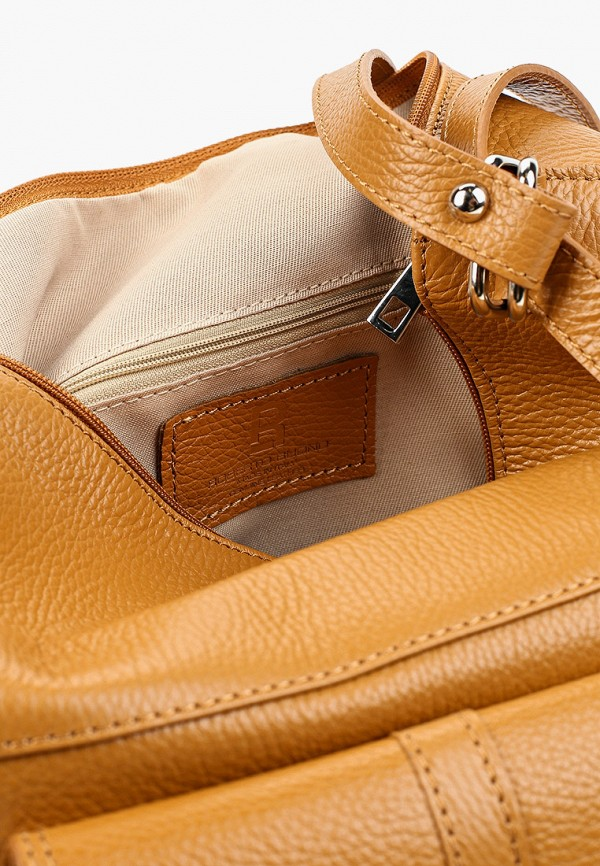 Фото 3 - Женские сумки и аксессуары Roberto Buono коричневого цвета