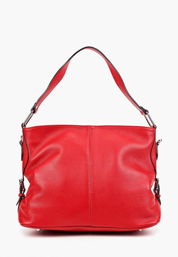 Фото - Женские сумки и аксессуары Roberto Buono красного цвета