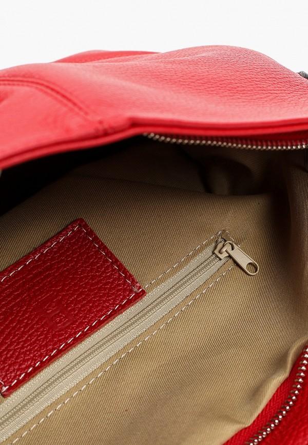 Фото 3 - Женские сумки и аксессуары Roberto Buono красного цвета