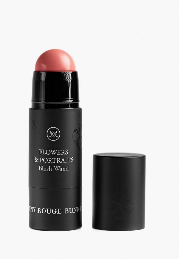 женская румяна rouge bunny rouge, розовая