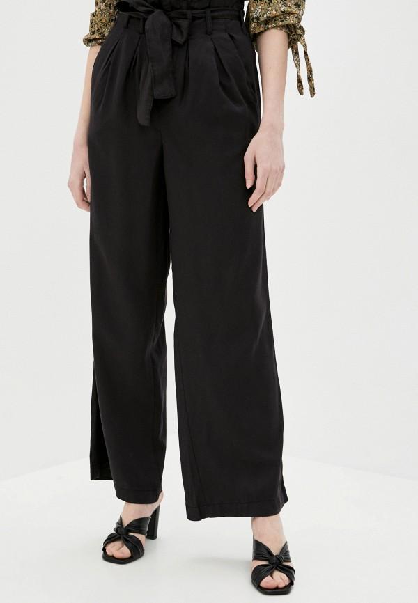женские повседневные брюки rock angel, черные