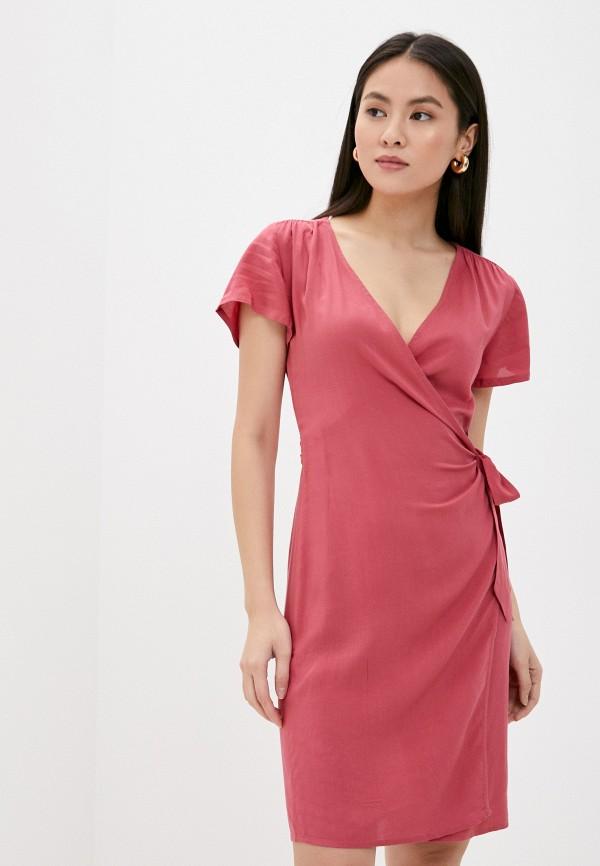 женское платье rock angel, розовое