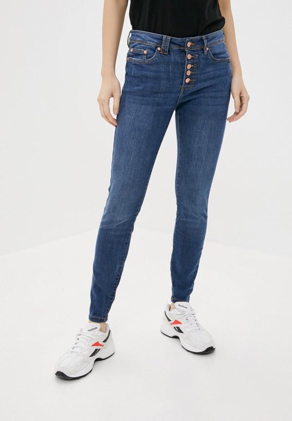 женские джинсы rock angel, синие