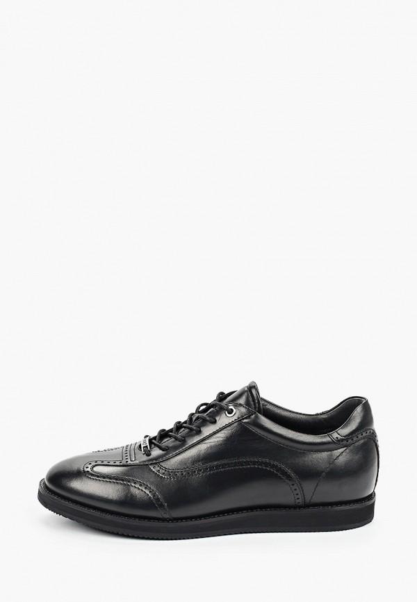 мужские туфли roberto piraloff, черные