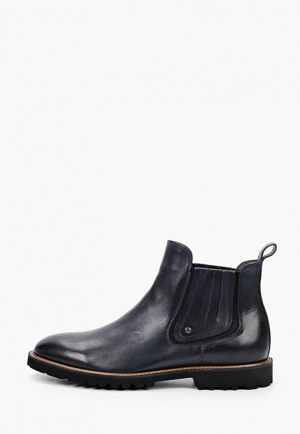 мужские ботинки roberto piraloff, синие