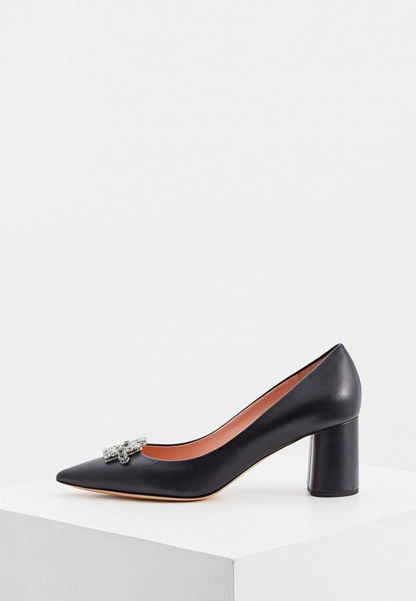 женские туфли rochas, черные
