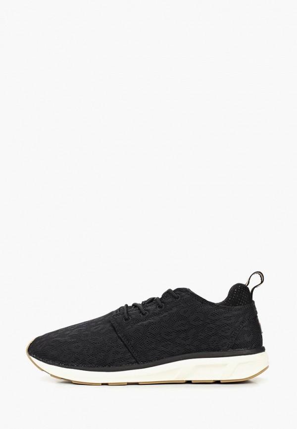 женские кроссовки roxy, черные