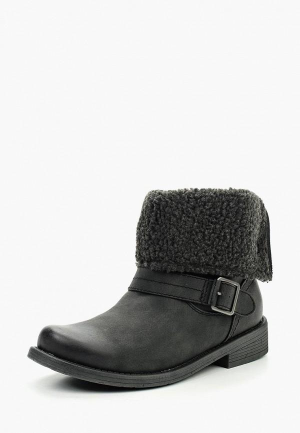 Купить Ботинки Roxy, RO165AWVOD53, серый, Осень-зима 2017/2018