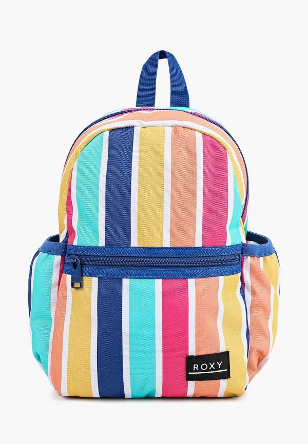 рюкзак roxy для девочки, разноцветный