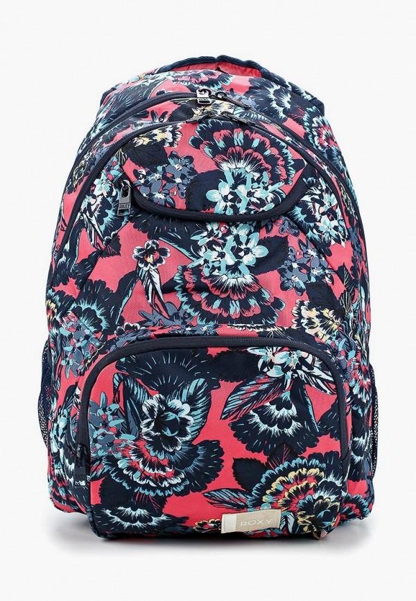 Купить Рюкзак Roxy, ro165bwakco0, разноцветный, Осень-зима 2018/2019