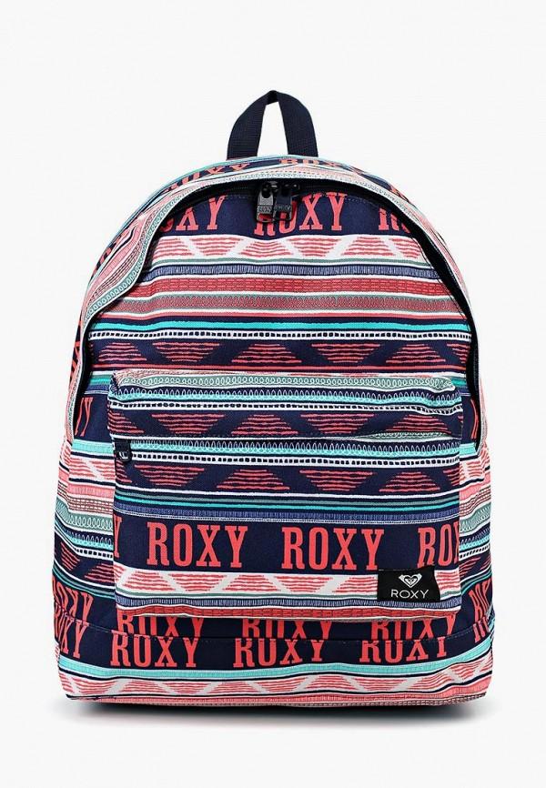 Купить Рюкзак Roxy, ro165bwcfhg2, разноцветный, Осень-зима 2018/2019