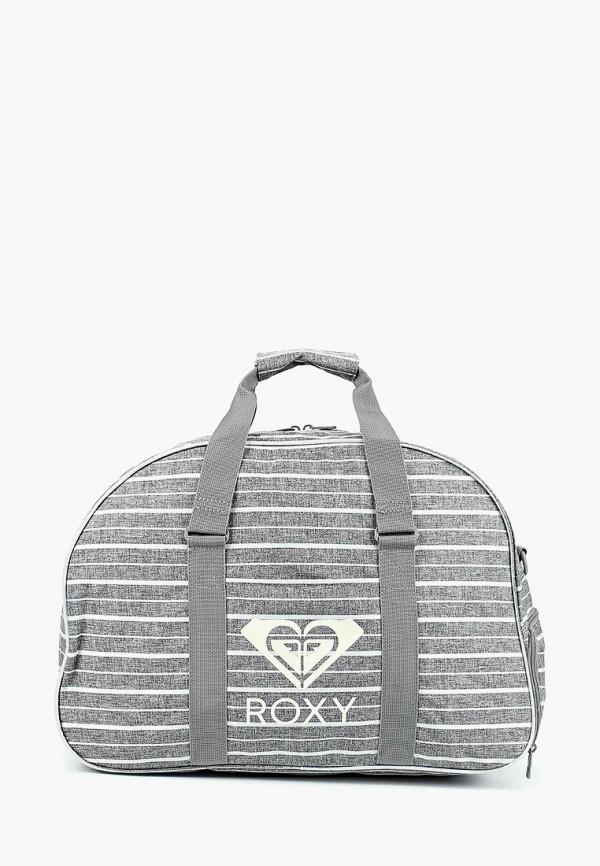 Купить Сумка спортивная Roxy, RO165BWCFHS9, серый, Осень-зима 2018/2019