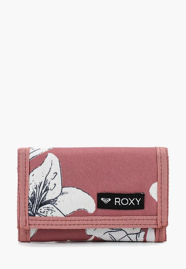 Купить Кошелек Roxy, RO165BWCFHV7, розовый, Осень-зима 2018/2019