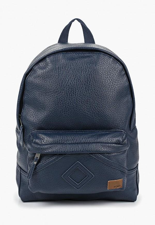 женский рюкзак roxy, синий