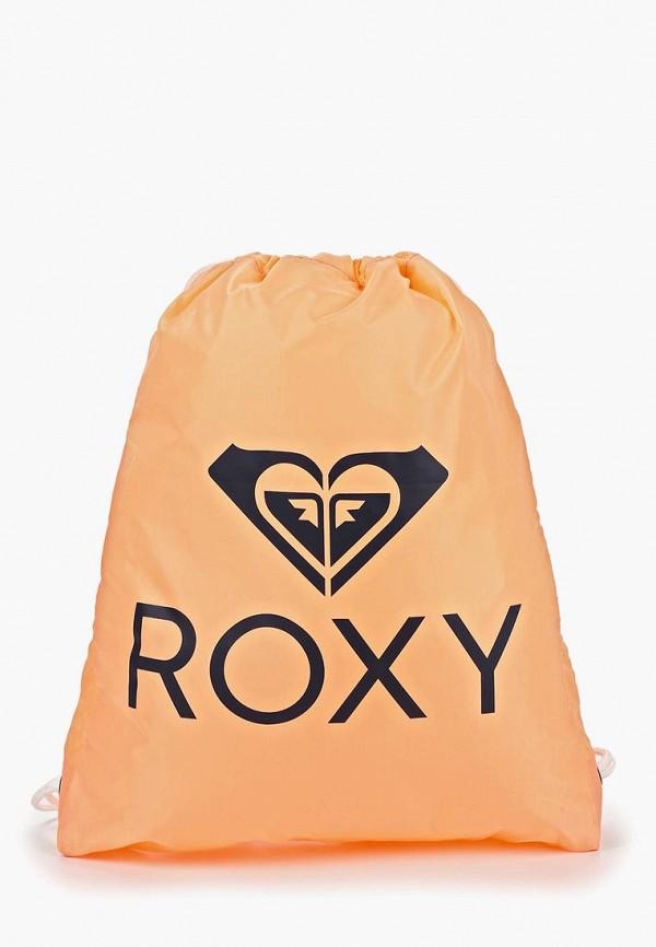 Купить Мешок Roxy, ro165bwedmw8, коралловый, Весна-лето 2019