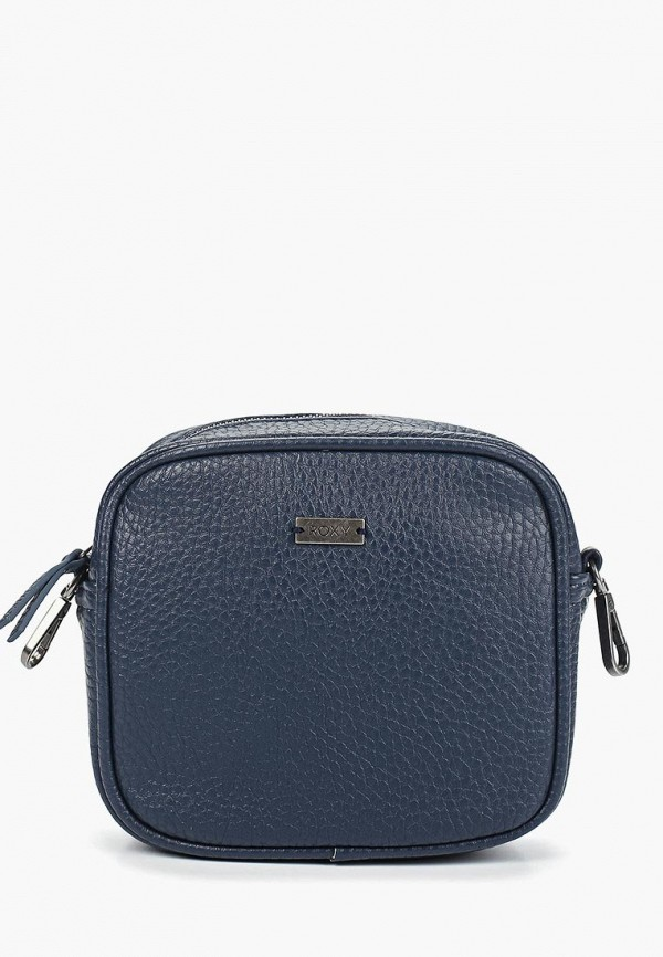 женская сумка через плечо roxy, синяя