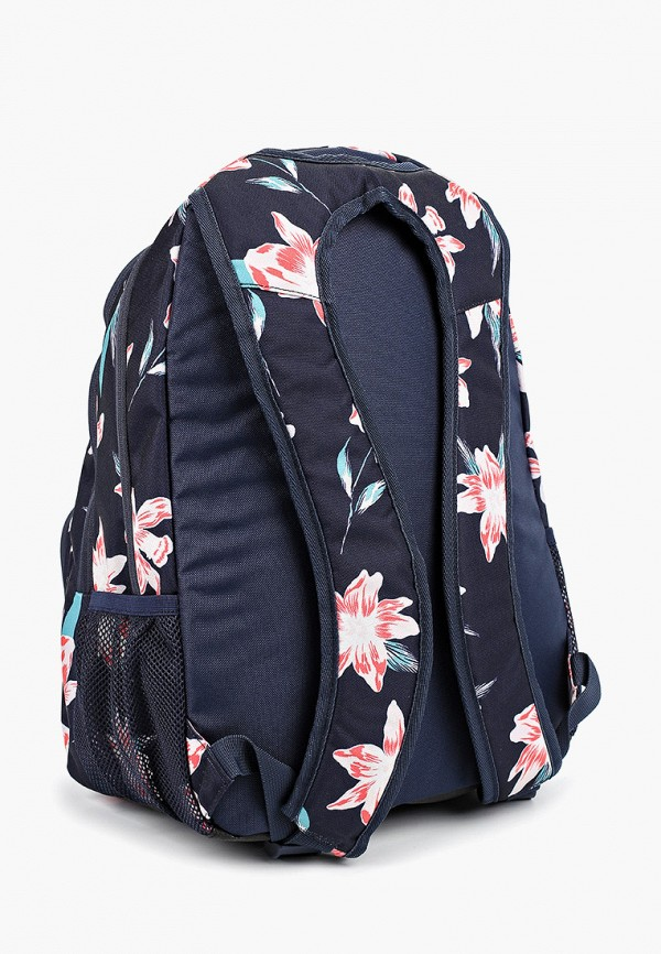 Фото 2 - женский рюкзак Roxy синего цвета