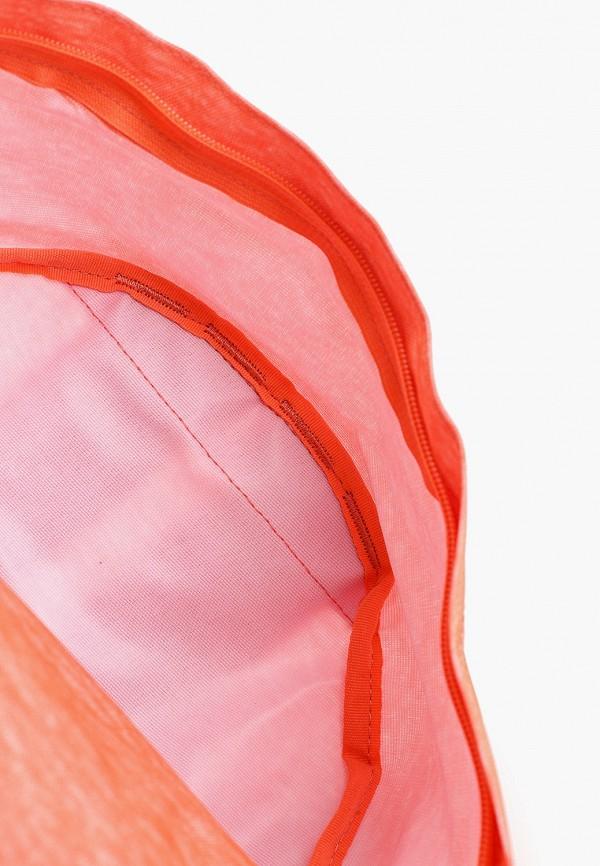 Фото 3 - женский рюкзак Roxy кораллового цвета