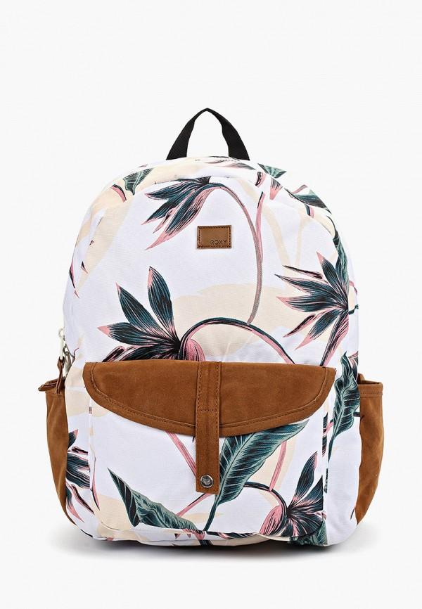 Фото - женский рюкзак Roxy разноцветного цвета