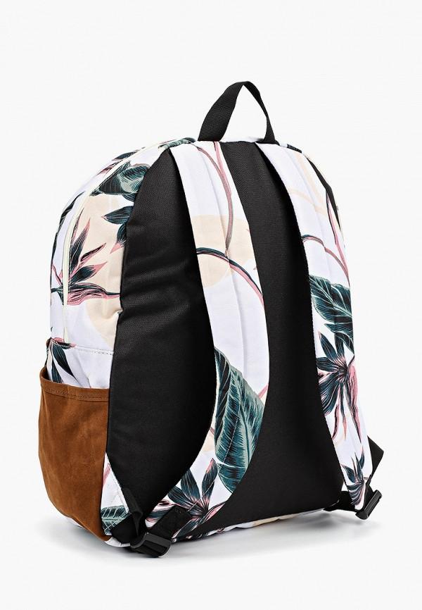 Фото 2 - женский рюкзак Roxy разноцветного цвета