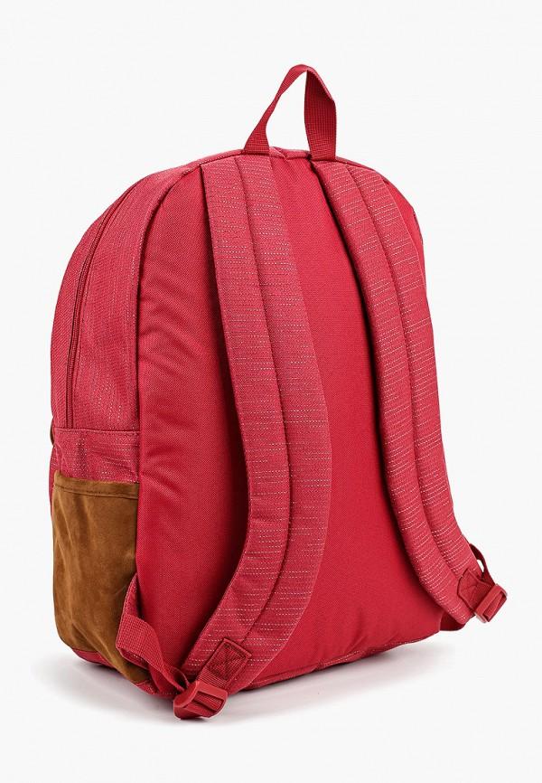 Фото 2 - женский рюкзак Roxy бордового цвета