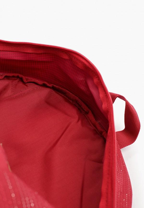 Фото 3 - женский рюкзак Roxy бордового цвета
