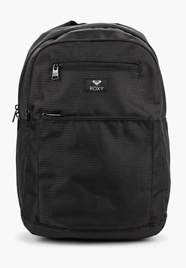Фото - женский рюкзак Roxy черного цвета