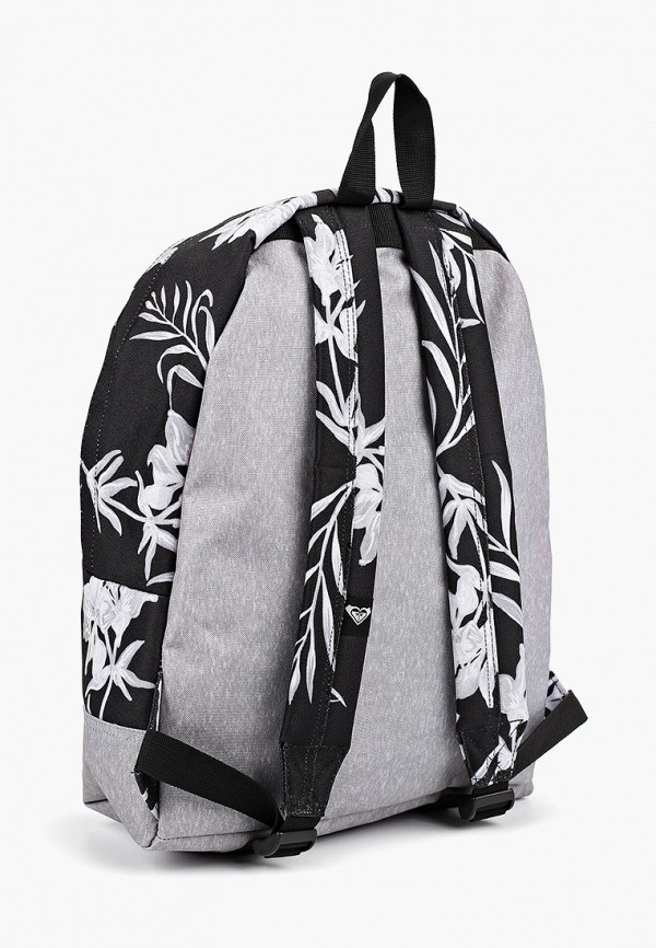 Фото 2 - женский рюкзак Roxy черного цвета