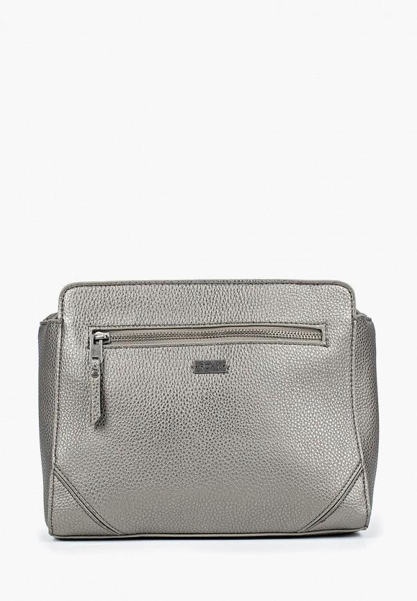 Фото - Женскую спортивную сумку Roxy серого цвета
