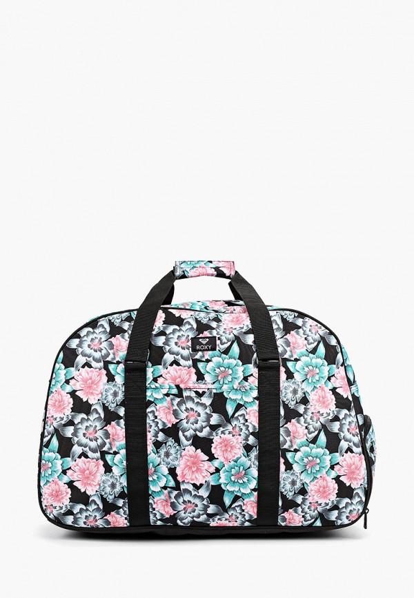 женская дорожные сумка roxy, разноцветная