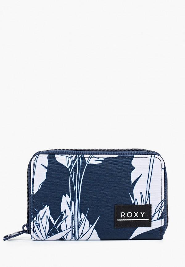 женский кошелёк roxy, синий
