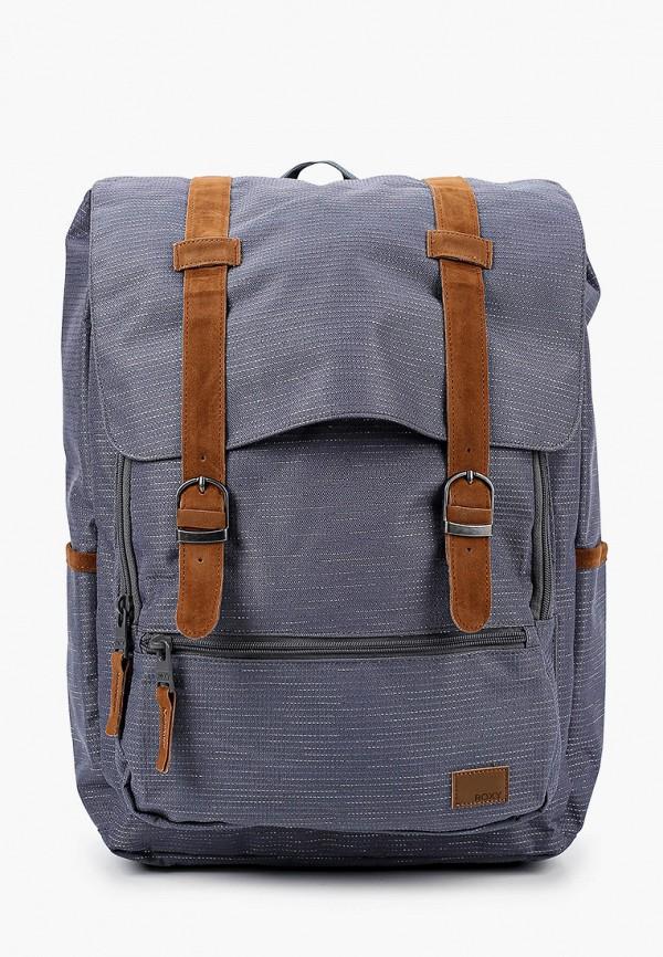 женский рюкзак roxy, голубой