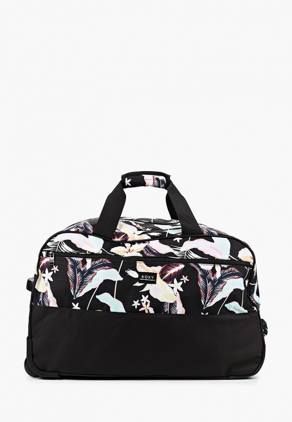 женский чемодан roxy, черный