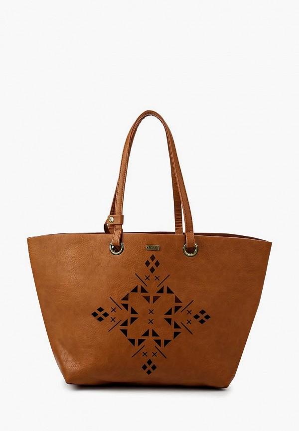 Сумка Roxy Roxy RO165BWPFM54 сумка roxy цвет мультиколор